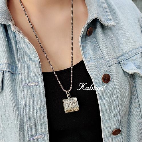 Purse Pendant Necklace