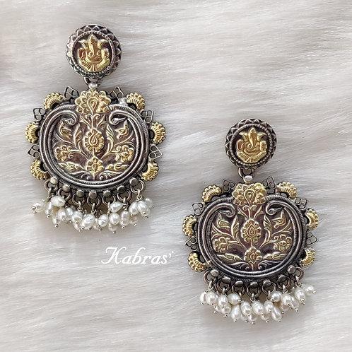 GJ Mayuresh Earrings