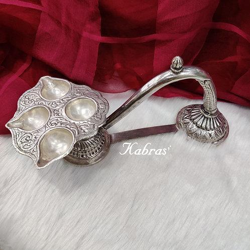 Silver Aarti