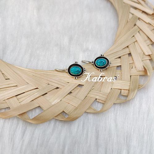 Turquoise Dangler