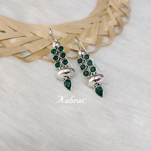Green Katari Dangler