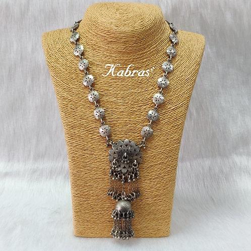 Jhumki Necklace