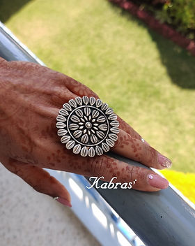 Rings - Silver Rings - Sterling Silver Rings - Designer Rings - Antique Silver Jewellery - Rings for Everday Use