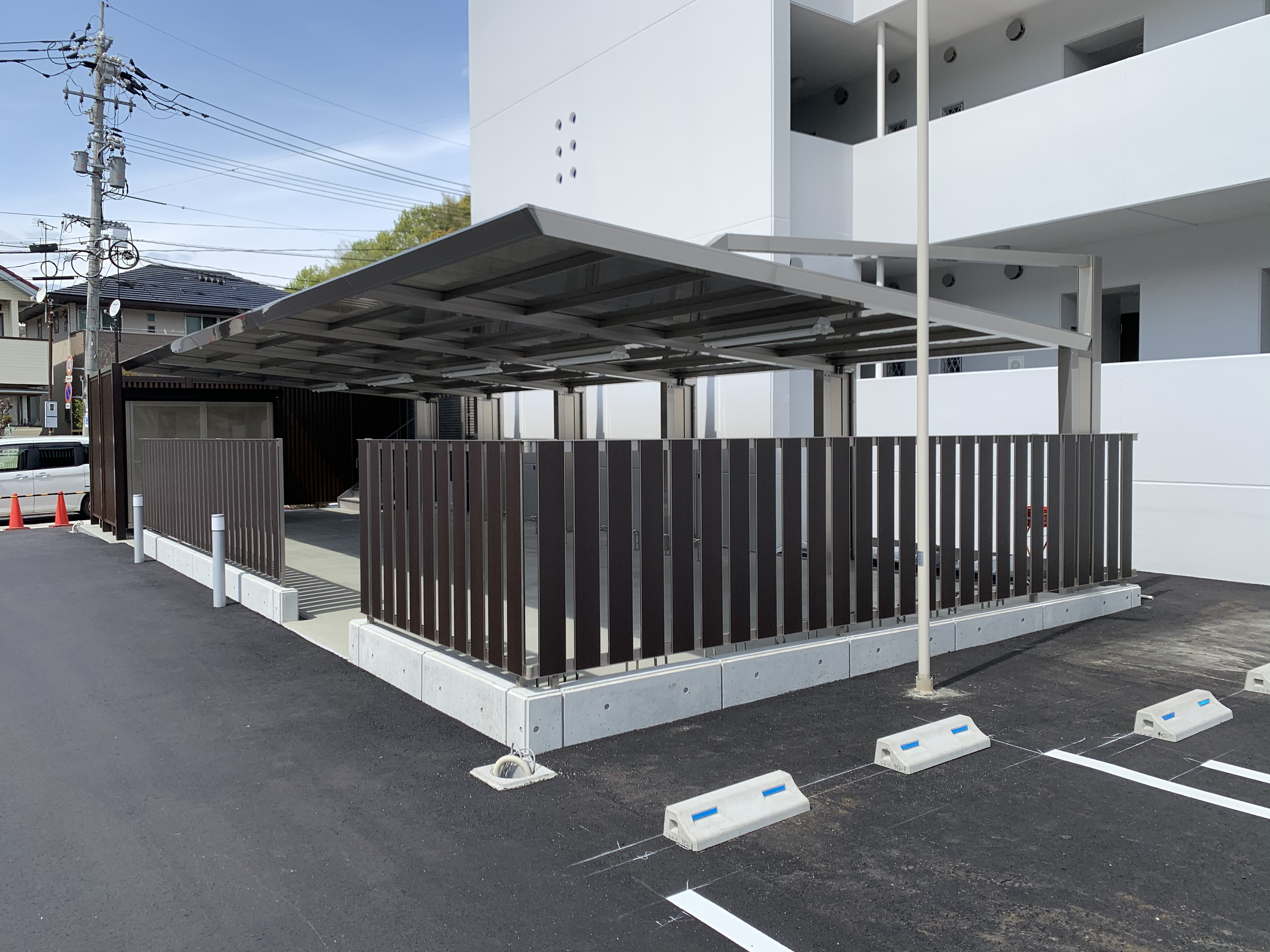 岡山市中区 フェンス工事専門 株式会社中山フェンス