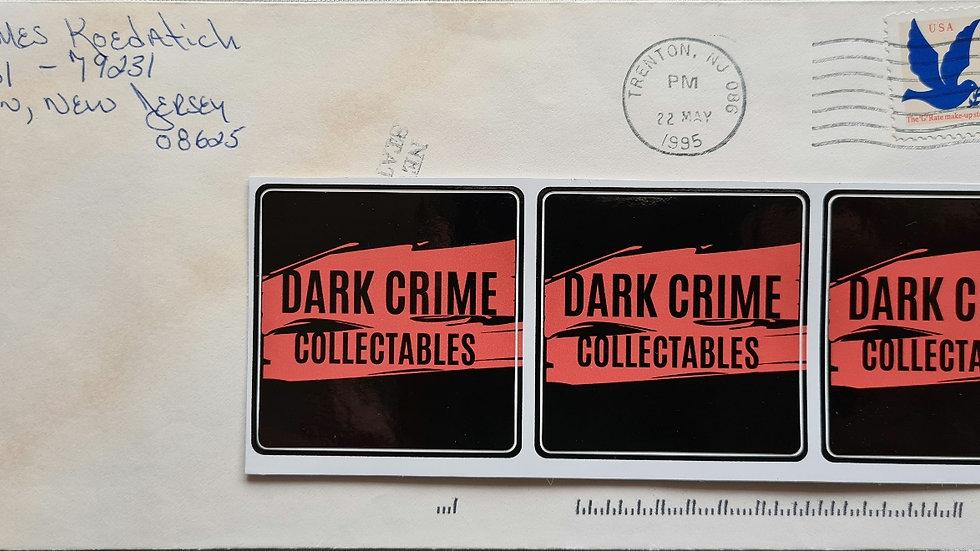 James Koedatich Handwritten Envelope