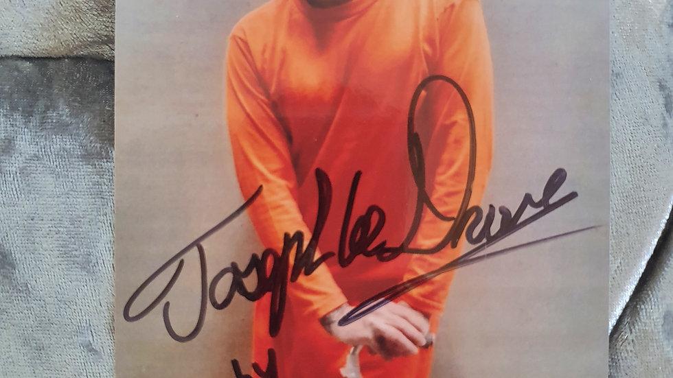 Joseph Druce Signed Photo
