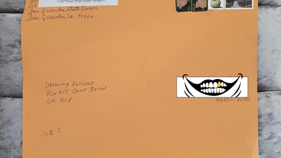 Phillip Jablonski Envelope