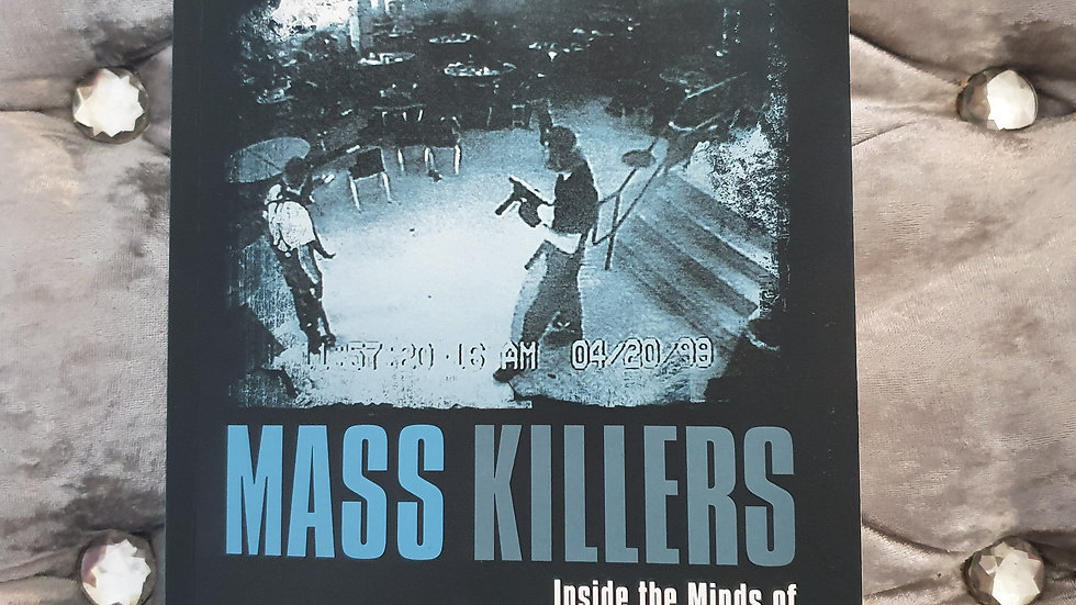 Signed Mass Killers Book