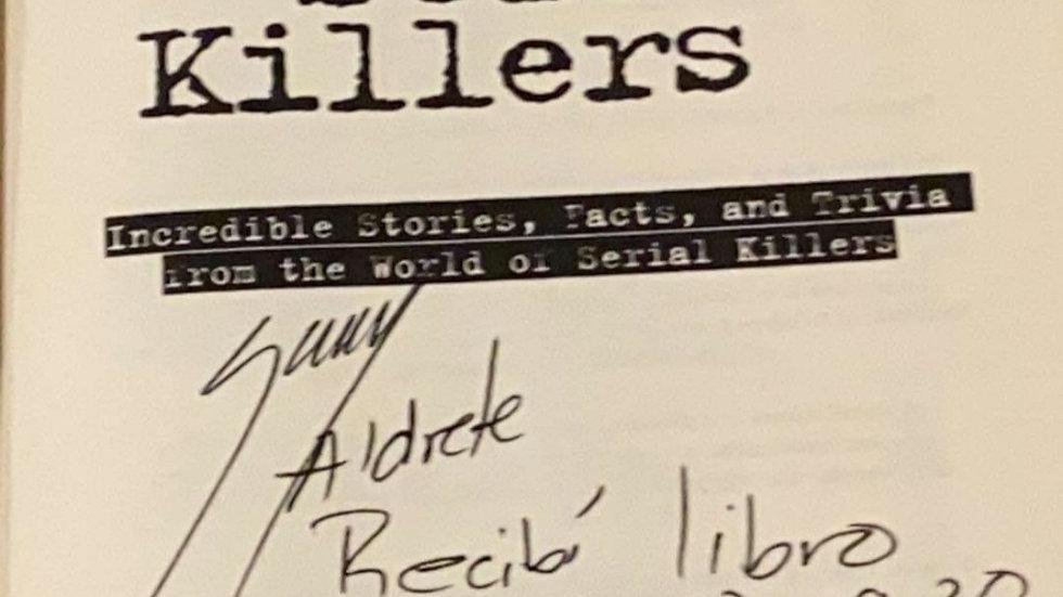 """Sara Aldrete """"Godmother"""" """"La Madrina"""" Signed Book"""