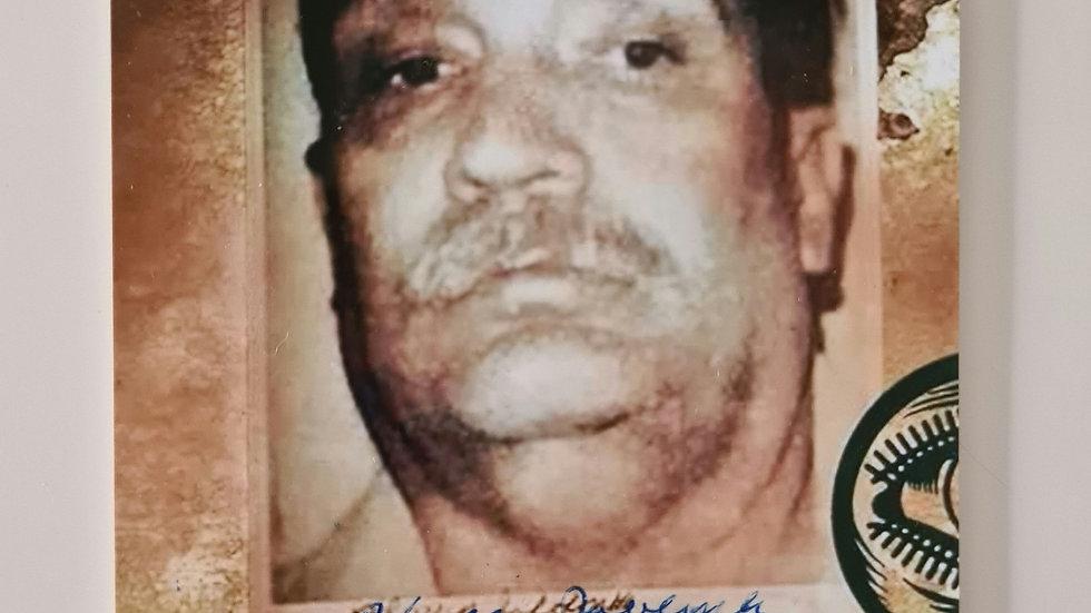 """Phillip Carl Jablonski """"Deadly Urges Killer"""" Signed Photo"""
