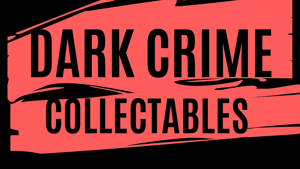 Dark Crime Collectables Mystery Package
