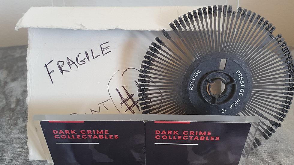 "Douglas Clark ""Sunset Strip Killer"" Personal Print Wheel"
