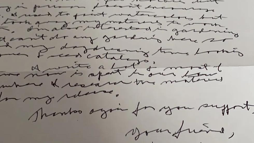William Heirens Handwritten Letter & Envelope Set