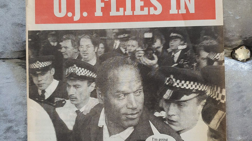 OJ Simpson Private Eye