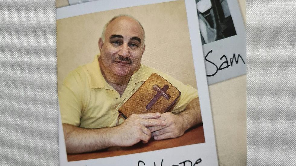 "David Berkowitz ""Son Of Sam"" Pamphlet"