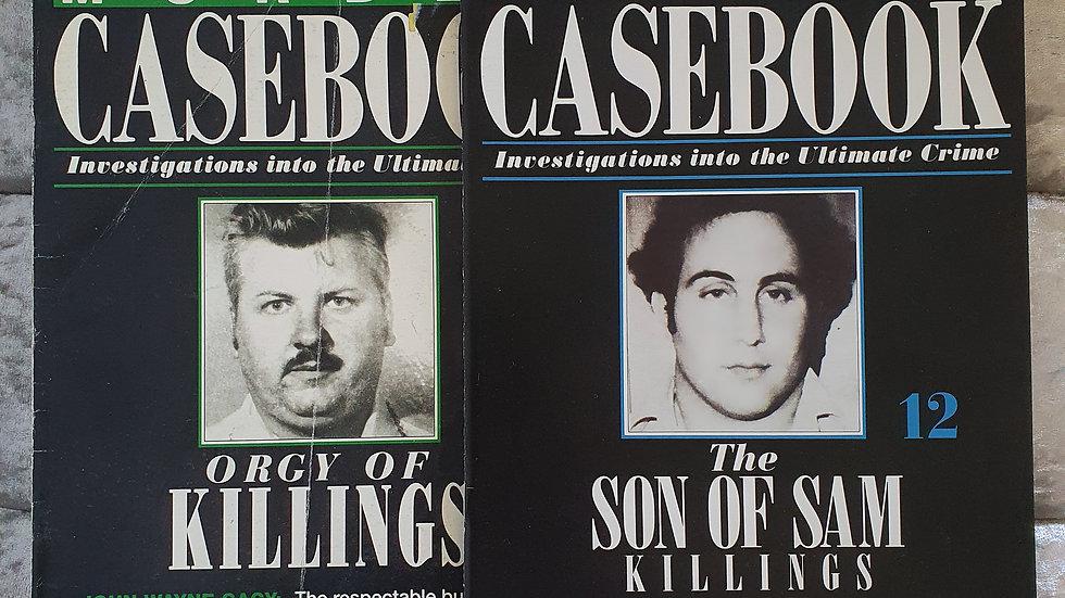 Murder Casebook Magazine's