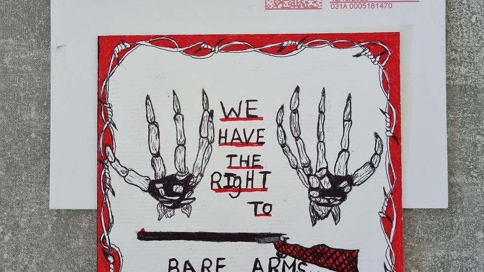 Jim Ruzicka Art & Envelope Set
