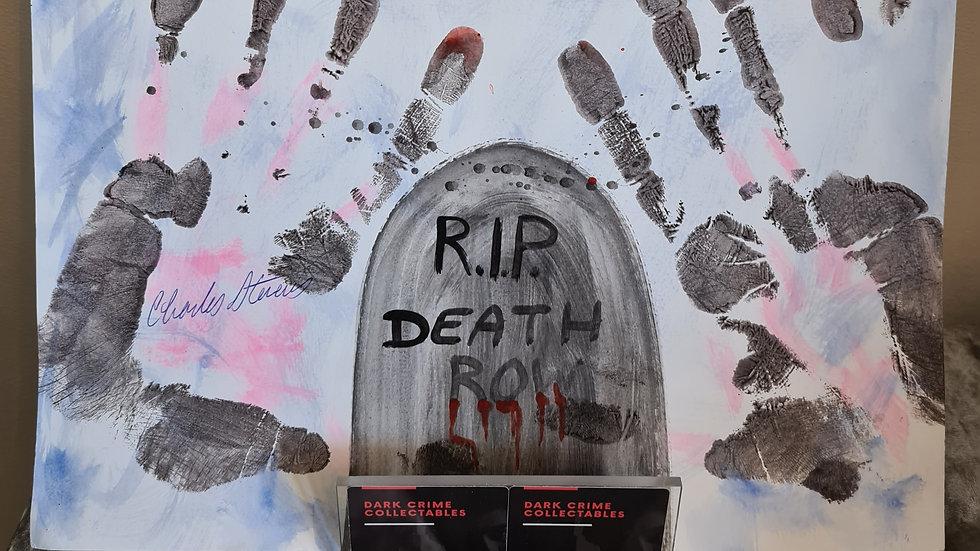 """Charles Arnett Stevens """"Oakland Freeway Killer Artwork"""