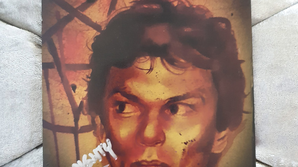 Richard Ramirez Signed By Artist