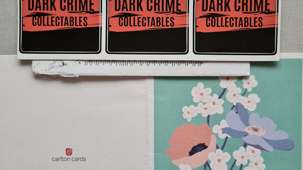 Virginia Krall Card & Envelope Set
