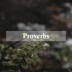 Proverbs (2017)