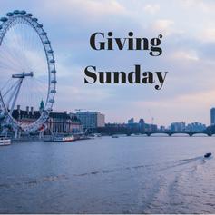 Giving Sunday