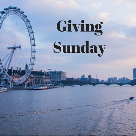 Giving Sunday