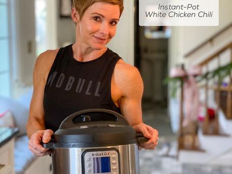 Recipe: Instant-Pot White Chicken Chili