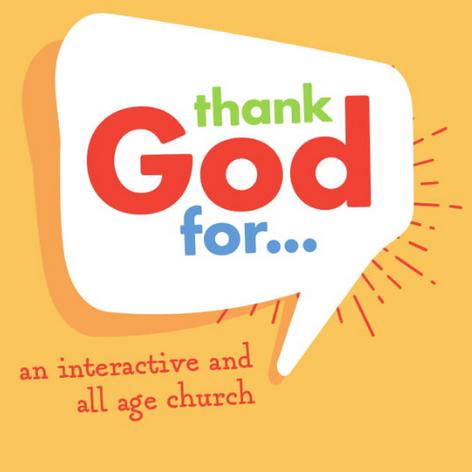 Thank God For...
