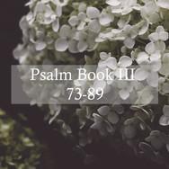 Psalm Book III, 73-89
