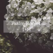 Psalm Book I, 1-41