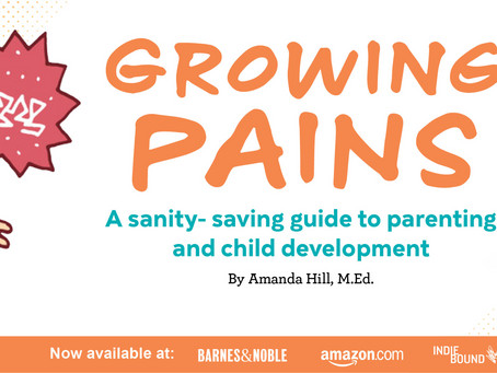 Growing Pains - Available for Preorder!