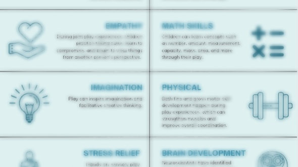 Play Benefits Infographic