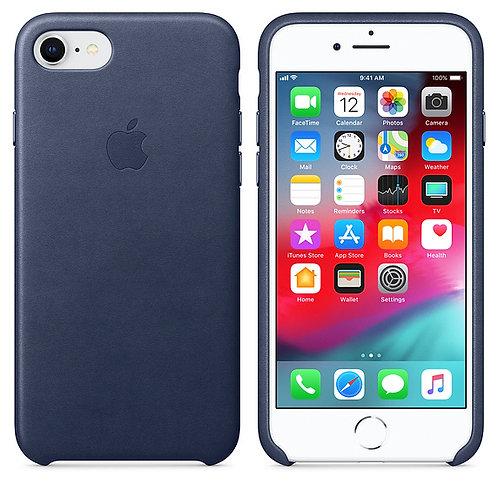Capa de silicone para iPhone 7/8 - AZUL NAVE