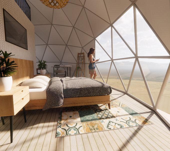 Geodesic dome in chandigarh.jpeg