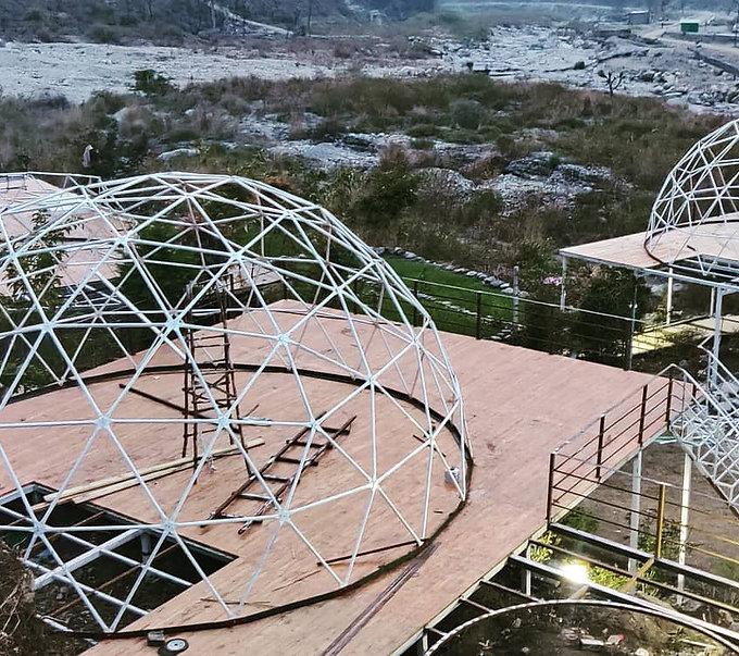 IGLO Domes