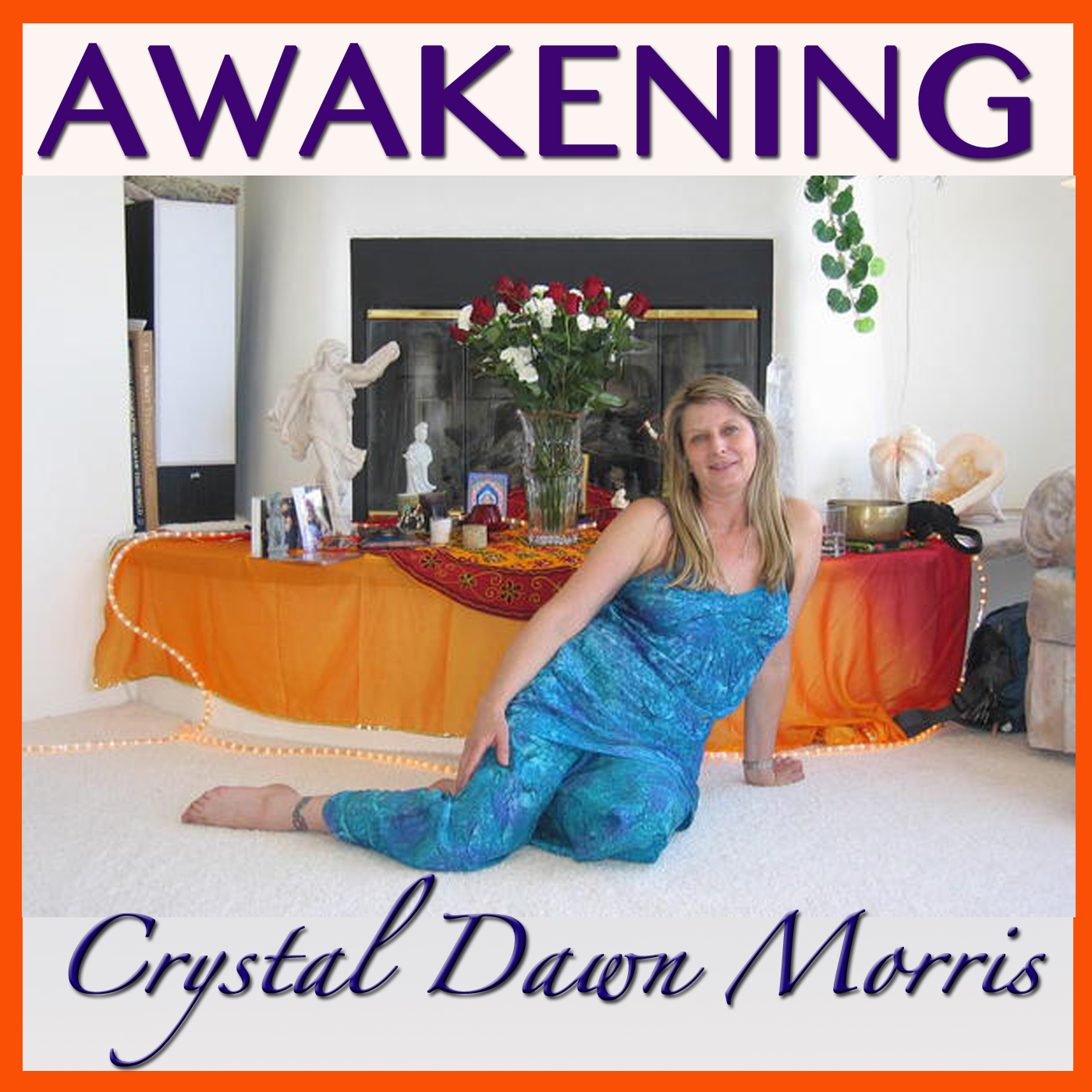 Awaken podcast Crystal Dawn