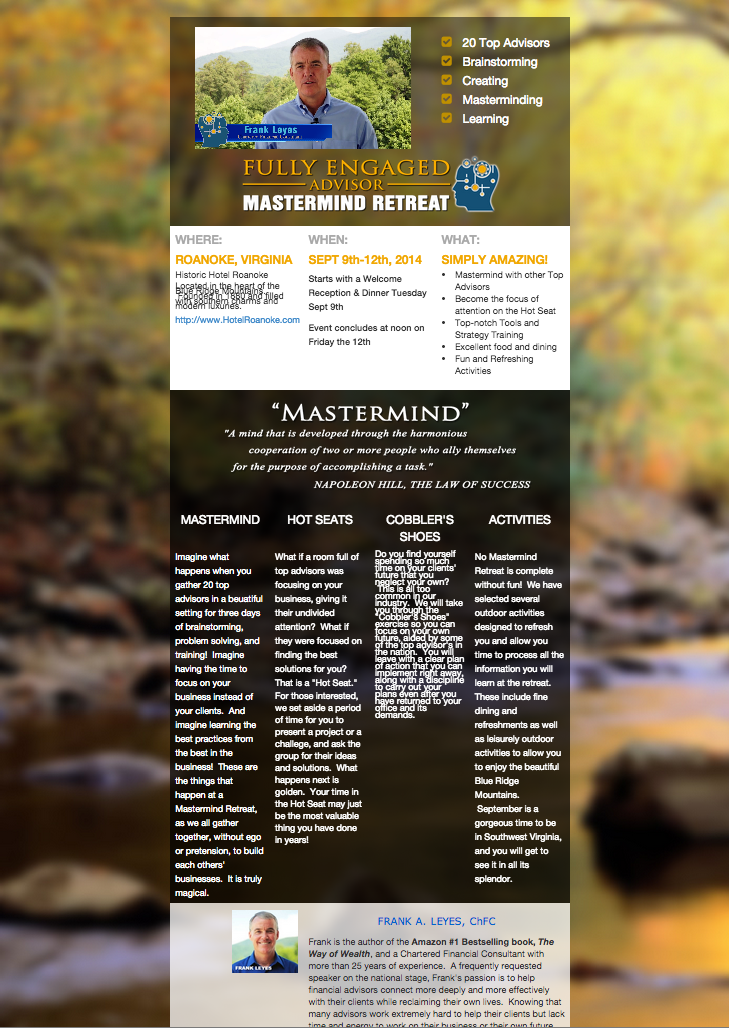 Mastermind in Nature Squeeze Page