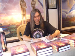Bearcloud Book Signing