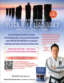 Black Belt Leadership Event