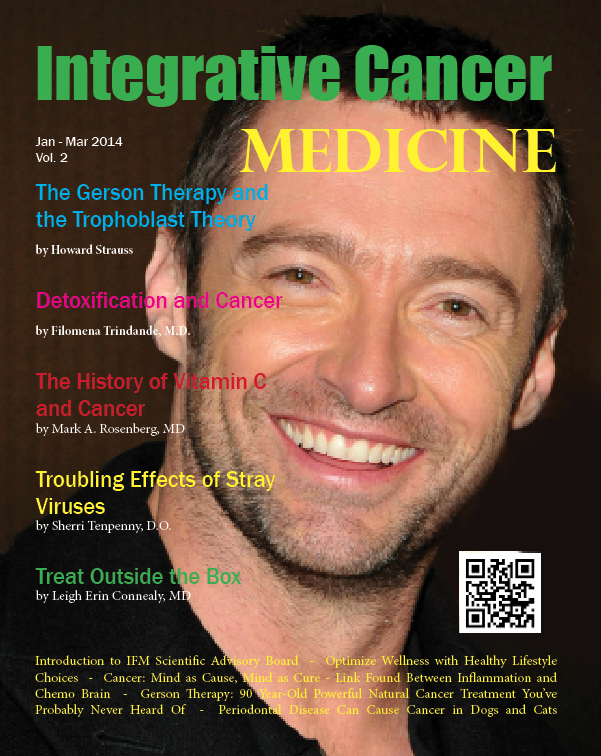 Integrative Cancer Medicine