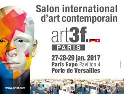 Salon art3F- Paris 2017