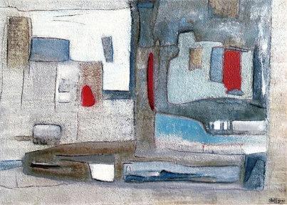 Contraste - 2017 - 64 x 81 cm