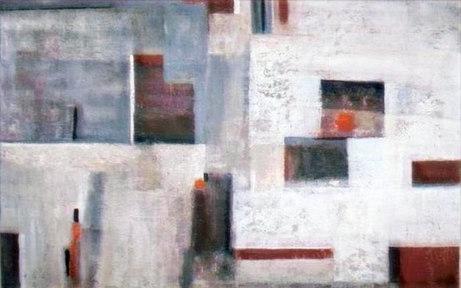 Rencontres - 2009 - 81 x 116 cm