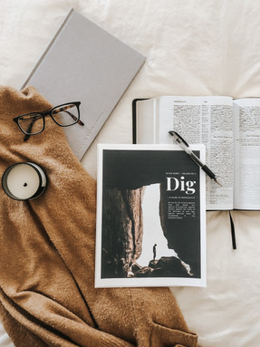 The Dig Devotional