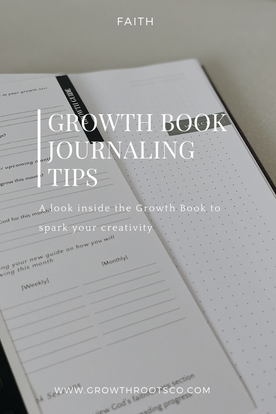 Growth Book Journaling Tips