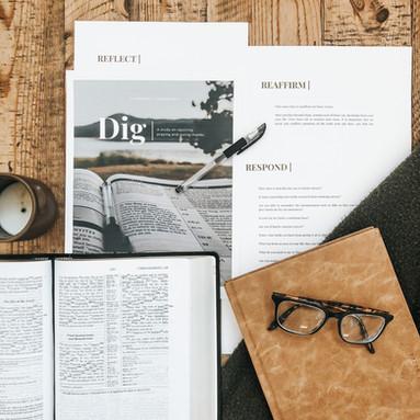 Dig Devotional Study