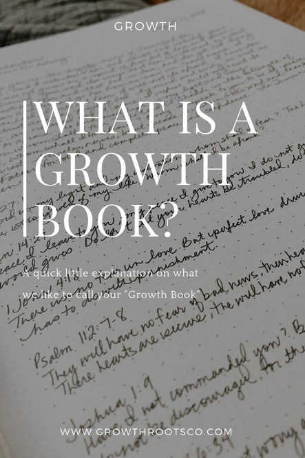 What is a Growth Book?