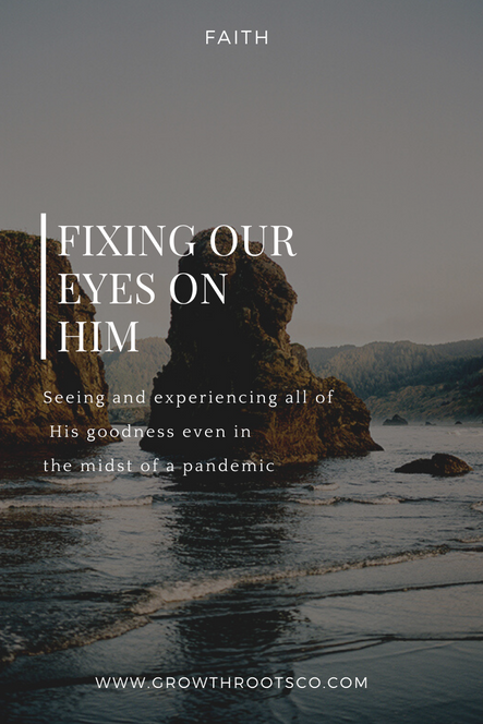 Fixing Our Eyes On Him