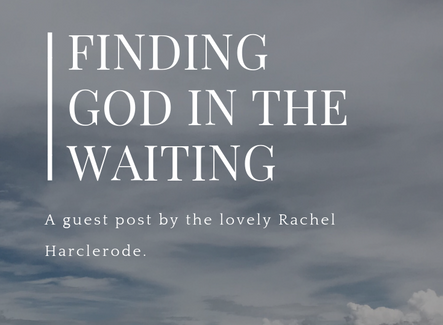Finding God in the Waiting